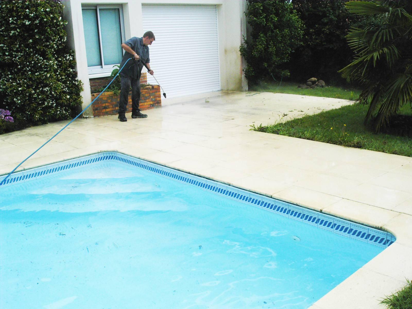 Nettoyage Dalle Piscine Javel nettoyage de dalles de piscine efficace bordeaux en gironde